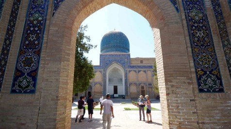 Samarkand - Cities to visit in Uzbekistan - A World to Travel