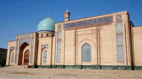 Tashkent - Uzbekistan - A World to Travel