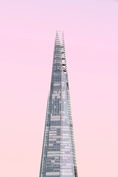 The Shard in London - Venice Simplon Orient Express Train - A World to Travel