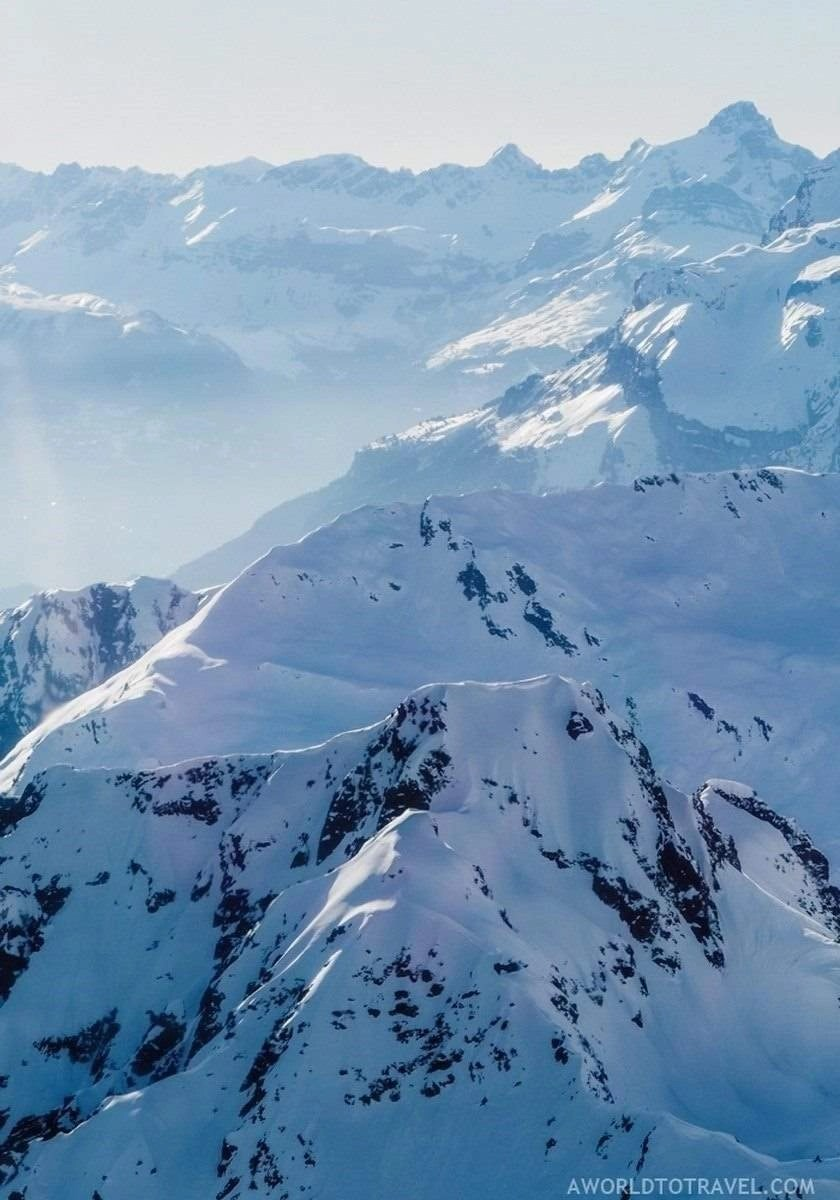 Aerocime flights over the French Alps Mont Blanc Mar de Glace - Megeve - A World to Travel (5)