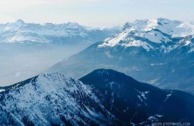 Aerocime flights over the French Alps Mont Blanc Mar de Glace - Megeve - A World to Travel (7)