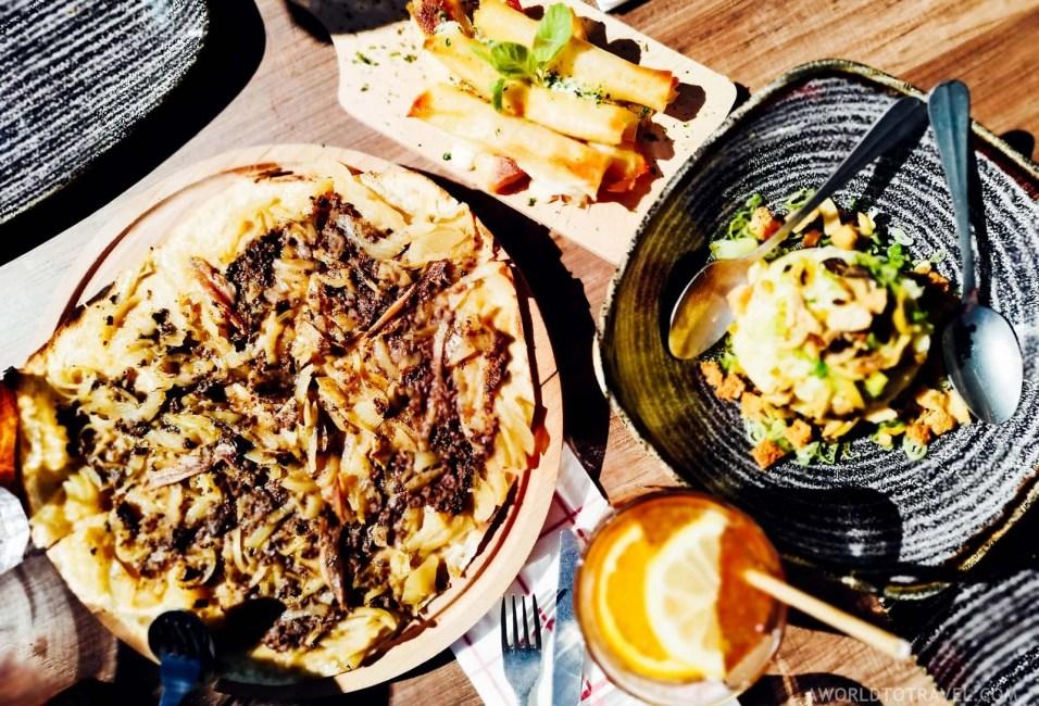 L'Alpette Megeve restaurant - A World to Travel (2)