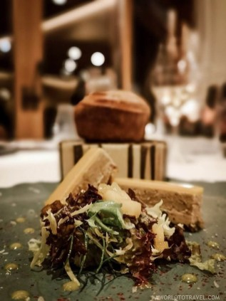 Prima Mont D'Arbois restaurant in Megeve France - A World to Travel (2)