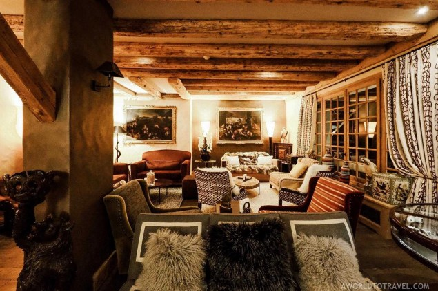 Prima Mont D'Arbois restaurant in Megeve France - A World to Travel (8)