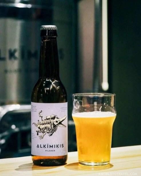 Alķīmiķis - Riga Beer District - A World to Travel (1)