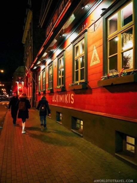 Alķīmiķis - Riga Beer District - A World to Travel (2)