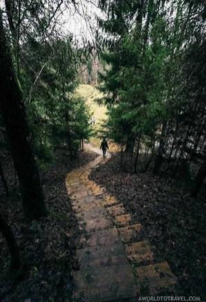 Amata Hiking Trail - Gauja National Park - Autumn in Latvia - A World to Travel (6)