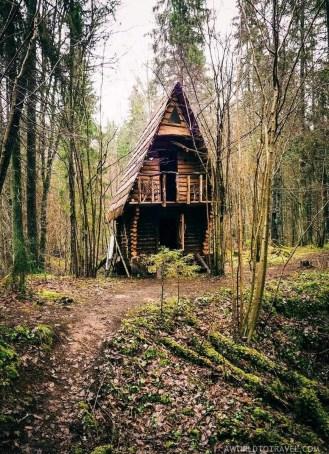 Cecīļi Nature Trail - Gauja National Park - Latvia in Fall - A World to Travel (4)