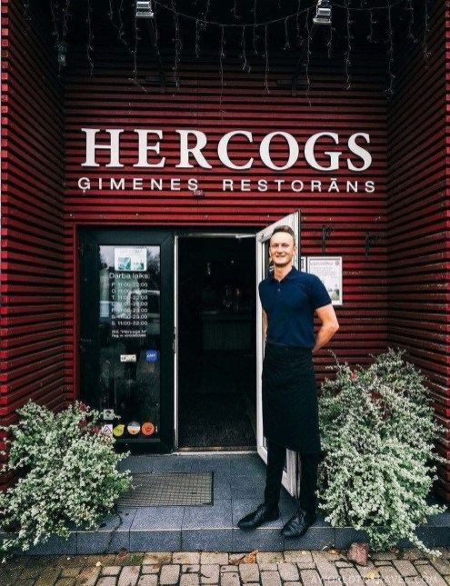 Hercogs restaurant - Where to eat in Riga - Latvia - A World to Travel (1)