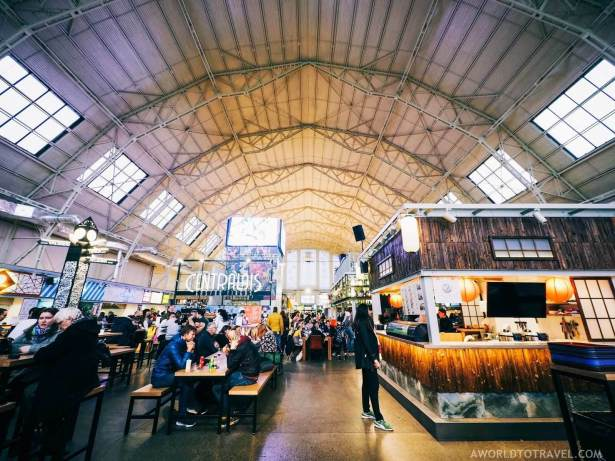 Riga Central Market - What to do in the capital of Latvia - A World to Travel (2)