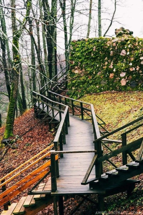 Sigulda Castle Quarter - What to see in Sigulda Latvia - A World to Travel (2)