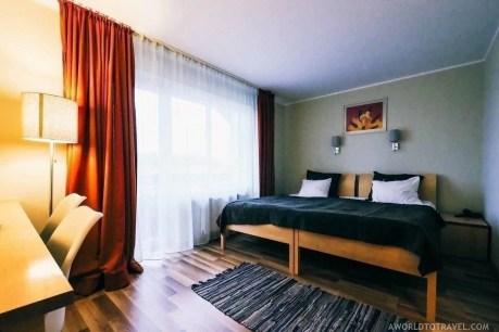 Spa Hotel Ezeri in Sigulda Latvia - A World to Travel (1)