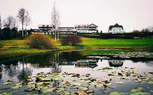 Spa Hotel Ezeri in Sigulda Latvia - A World to Travel (2)