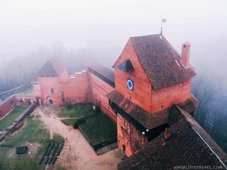 Turaida Museum reserve guided tour - What to do in Sigulda - A World to Travel (9)