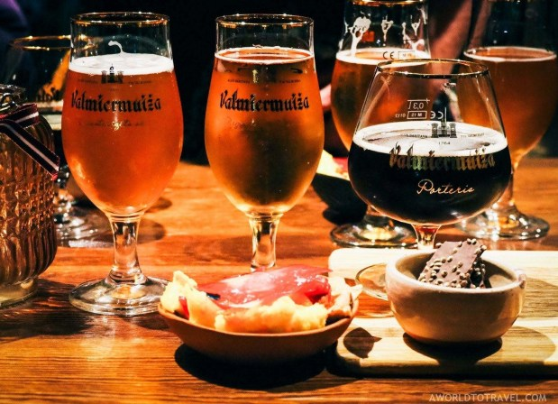 Valmiermuiža Beer Kitchen - Riga Beer District - Latvia - A World to Travel (1)