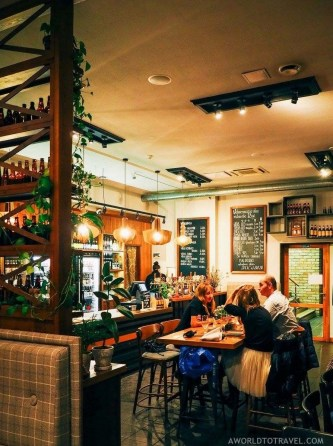 Valmiermuiža Beer Kitchen - Riga Beer District - Latvia - A World to Travel (2)