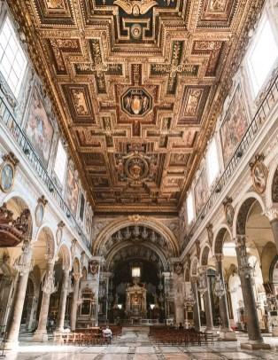 Basilica di Santa Maria in Ara coeli al Campidoglio - Rome