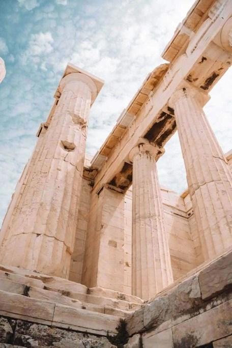 Parthenon - Places to visit in Athens