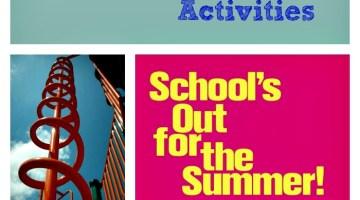Fun & Frugal Summer Activities for Kids