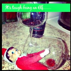 Naughty Elf on the Shelf ideas