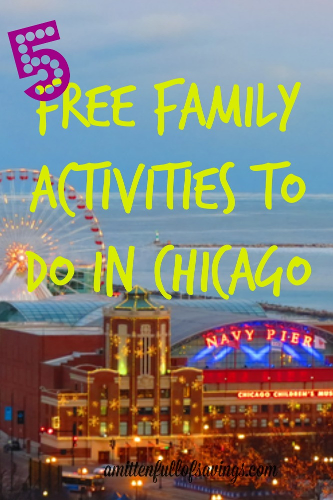 Things To Do In Chicago With The Family