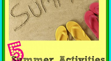 5 Summer Activities You Can Do For Free!