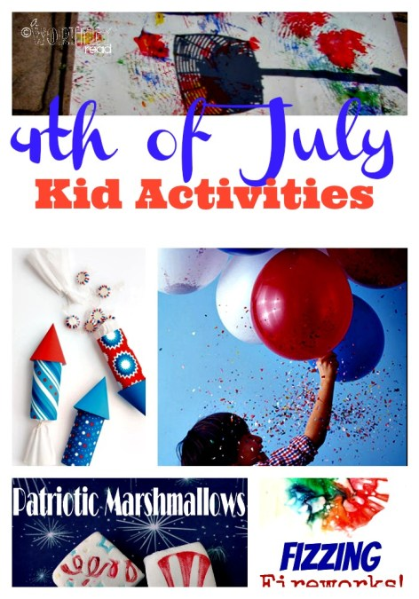 4th of july kid activities