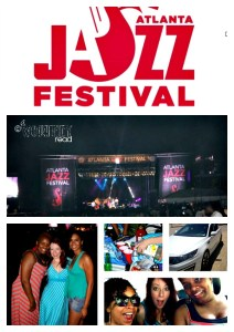 My Trip To The Atlanta Jazz Festival 2014