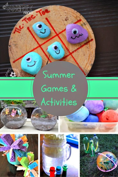 Summer Games and activities to try