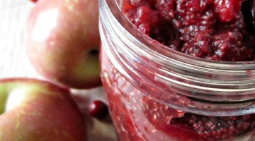 jam recipes, easy jam recipes, cranberry recipes