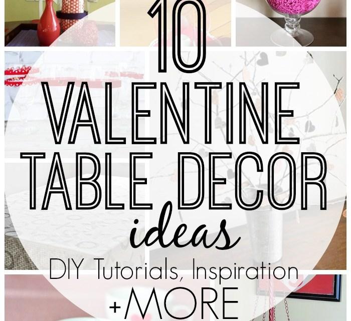 Find great Valentine Decor, DIY ideas & more