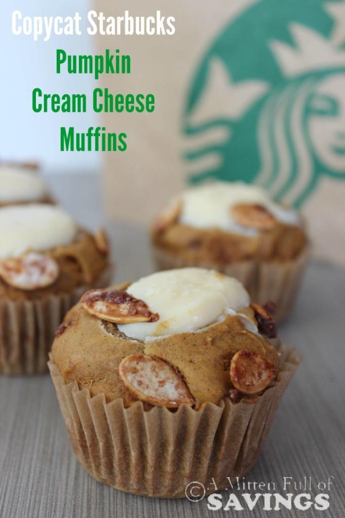 pumpkin cream cheese muffins print copycat starbucks pumpkin cream ...