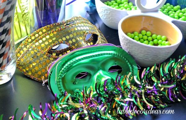 mardi gras mask, diy