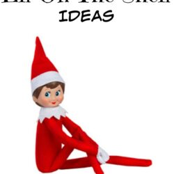 7 MORE CUTE ELF ON THE SHELF IDEAS