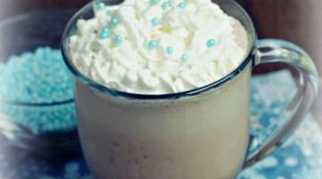Frozen Inspired Frozen Hot Cocoa