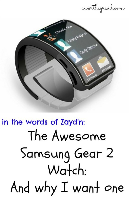The Awesome Samsung Gear 2 Watch