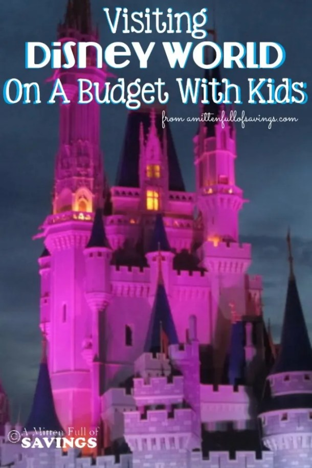 You can easily take your kids to Disney World by making a budget, learning the tricks on what to spend and what to save, but most of all have fun on your vacation! Read Visiting Disney World On A Budget With Kids for tips on how to do Disney!