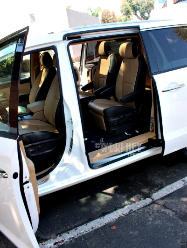 I shared tips on how to plan a road trip with a KIA Sedona.
