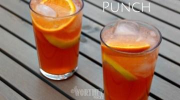 Tipsy Citrus Punch   Drink Recipe