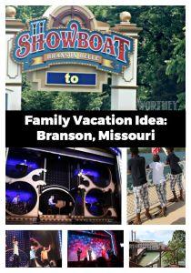 Family Vacation Idea: Branson Missouri   Travel