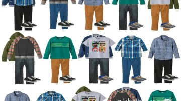 Boy Fall Fashion Ideas