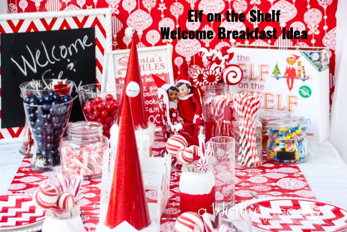 Printable Elf On The Shelf Goodbye Letter This Worthey Life Food