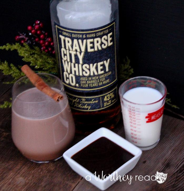 Hot Chocolate Whiskey