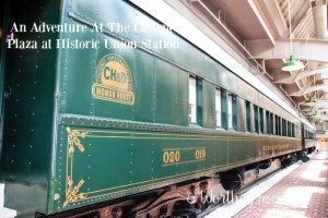 An Adventure At The Crowne Plaza at Historic Union Station
