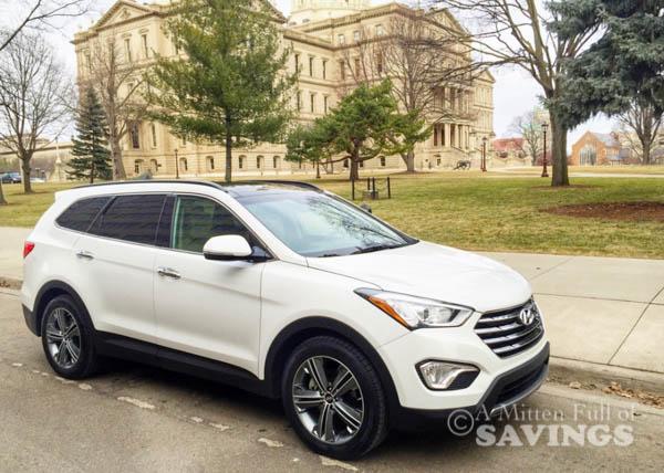 Hyundai 2016 Santa Fe-4