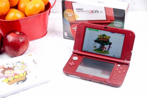 Nintendo Yo-kai Watch DS Game-4