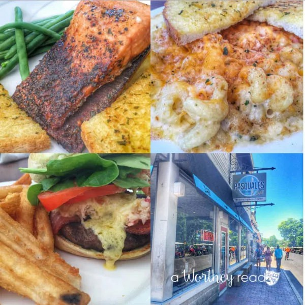 Best places to eat on Put-in-Bay