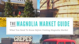 I recently had an opportunity to take a girl's getaway to the Dallas area. As part of this 48HourGetaway, we stopped through Waco, Texas to check out HGTV's Fixer Upper Chip and JoAnna Gaines' Magnolia Market at the Silos. There's a few tips you need to know before visiting Magnolia Market!