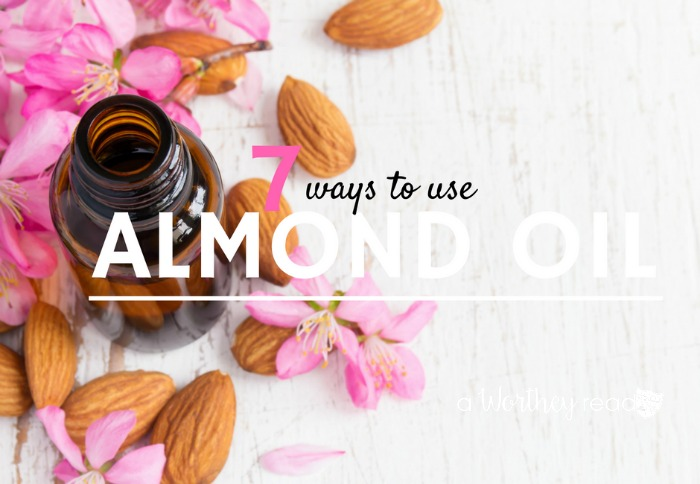 Almond is great for a lot of health and beauty reasons. Using essential oils is a natural way to boost your immune system and maintain a healthy lifestyle. Here's 7 Ways To Use Almond Oil You May Never Have Thought About