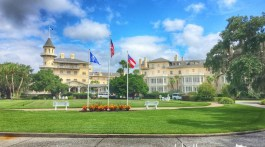 Best places to stay on Jekyll Island- Jekyll Island Club Hotel
